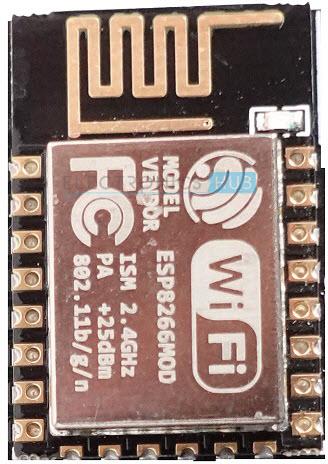ESP-12E-Module