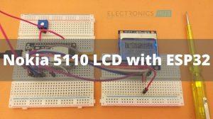 ESP32-Nokia-5110-LCD-Featured