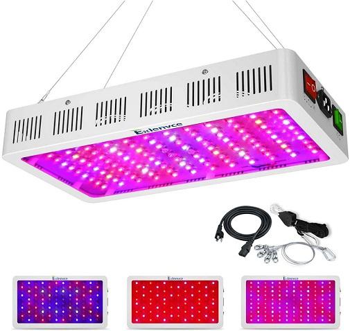 Exlenvce LED Grow Light