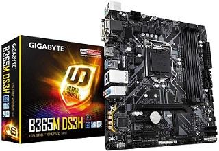 GIGABYTE B365M DS3H LGA 1151 Motherboard