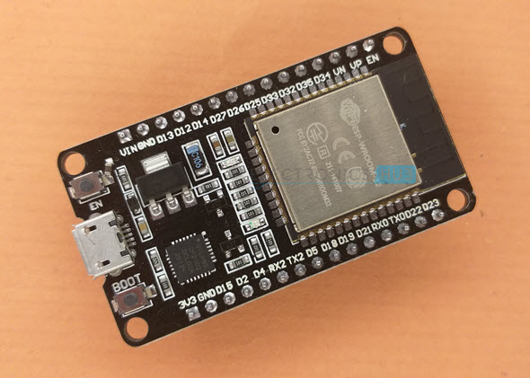 Getting-Started-with-ESP32