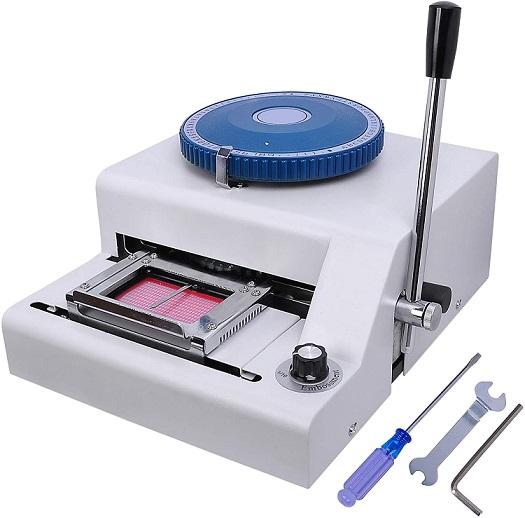 Instahibit Embosser Stamping Machine
