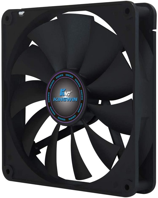 Kingwin 140mm Silent Fan for Computer Cases