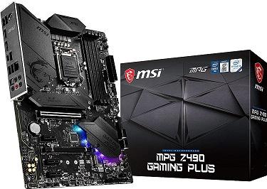 MSI MPG Z490 Motherboard