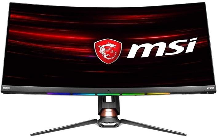 MSI OPTIX MPG341CQR Gaming Monitor