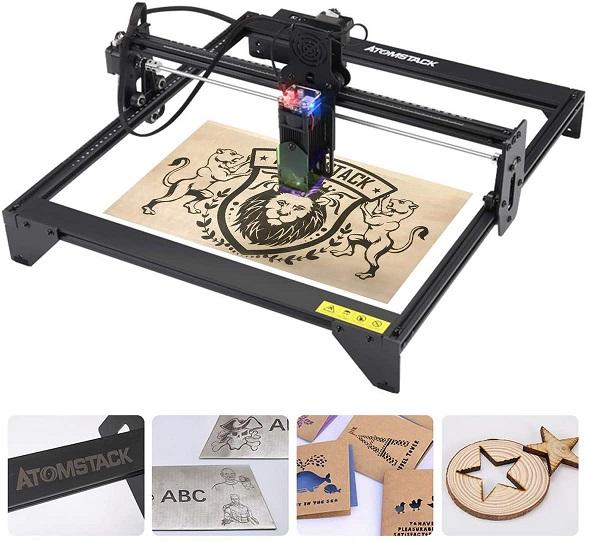 MathRose Upgraded Laser Engraver