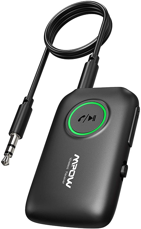 Mpow BH390A Bluetooth Transmitter Receiver