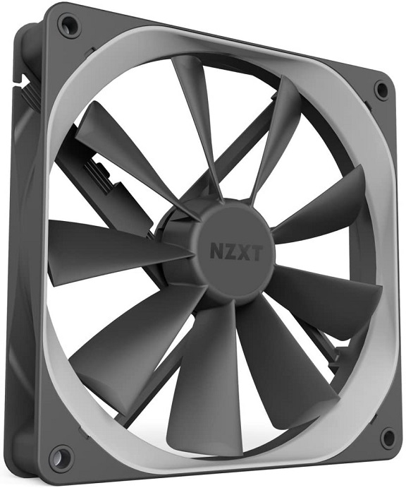 NZXT AER F - 140mm Gaming Computer Fan