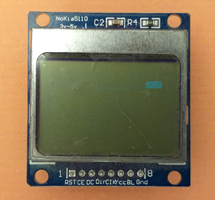 Nokia-5110-LCD-Display