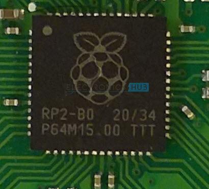 RP2040-Microcontroller