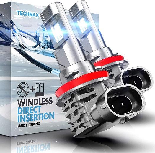 TECHMAX H11 LED Headlight Bulb