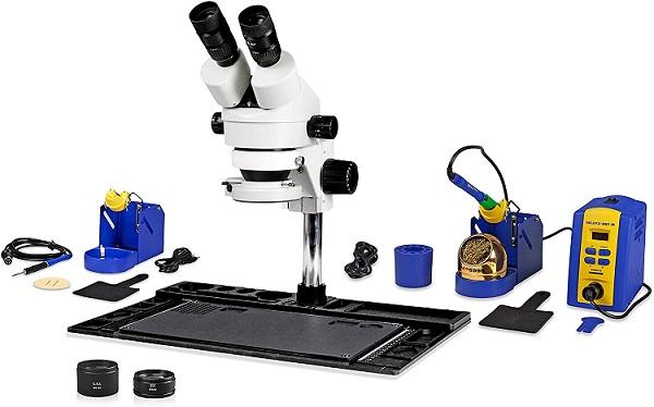 microsoldring Microscope