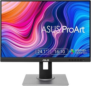 ASUS PA248QV 24.1-Inch Full HD IPS Monitor