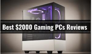Best $2000 Gaming PCs