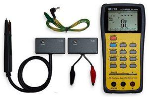 DER EE DE-5000 Handheld LCR Meter