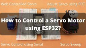 ESP32-Servo-Control-Featured
