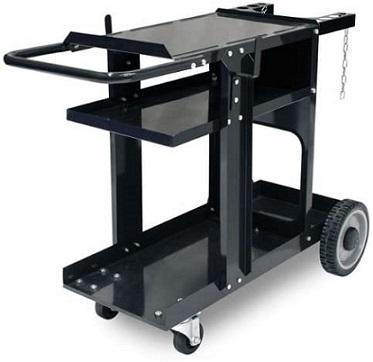 Eastwood 3-Tiers Plasma Welding Cart