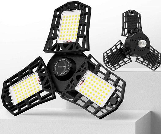 Freelicht 2 Pack LED Garage Light