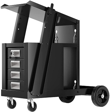 Goplus Welder Cart