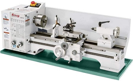 Grizzly 11 x 26 inch Bench Lathe