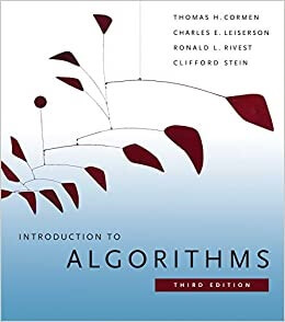 Introduction to Algorithms - 3rd Edition