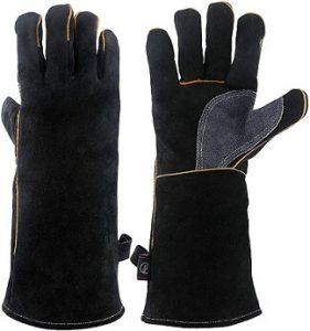KIM YUAN Extreme Heat Fire Welding Gloves