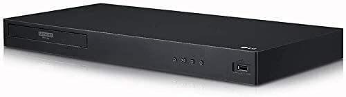 LG 4KUHD Region Free Blu Ray Player