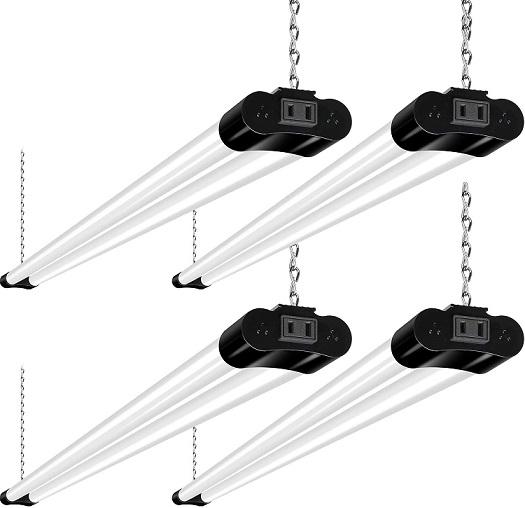 Linkable LED Shop Light for Garage