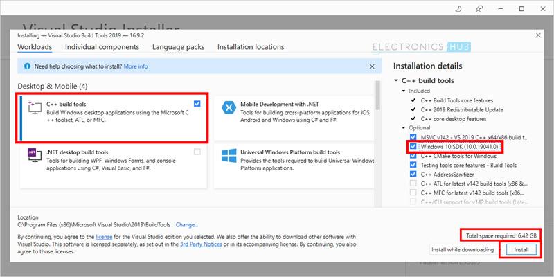 Pico-Windows-Visual-Studio-2