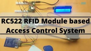 RC522-RFID Module-based-Access-Control-System-Featured