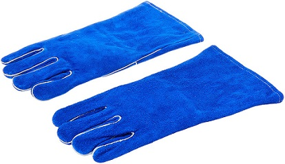 US Forge Lined Leather Welding Gloves