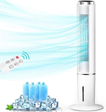 AGILLY 43'' Evaporative Cooler - Portable Air Conditioner