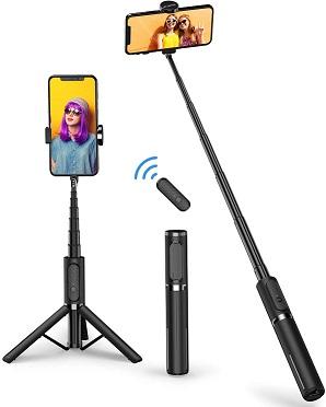 ATUMTEK Selfie Stick Tripod
