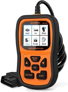 AUTOPHIX OM126P OBD2 Scanner