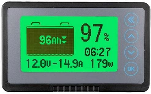 AiLi 500A Battery Monitor
