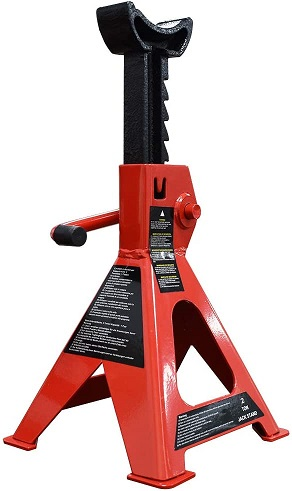 AmazonBasics Steel Jack Stand