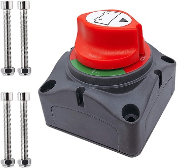 Ampper Battery Disconnect Switch