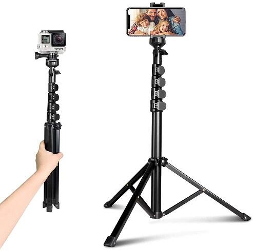 Aureday Selfie Stick Tripod