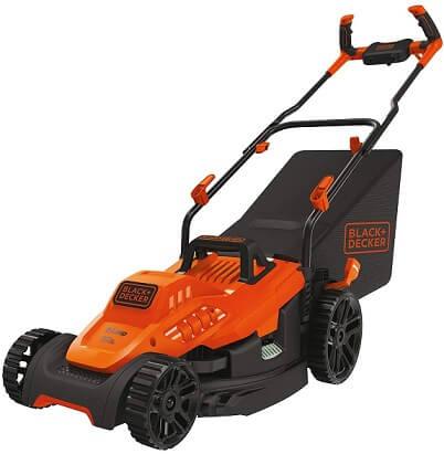 Black+Decker Electric Lawn Mower
