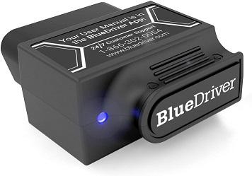BlueDriver Bluetooth Pro OBD2 Scanner