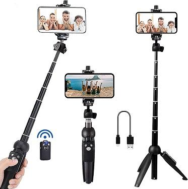 Bluehorn Selfie Stick Tripod
