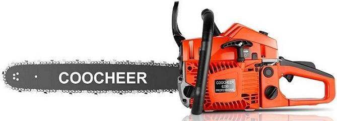 Coocheer Gas Chainsaw