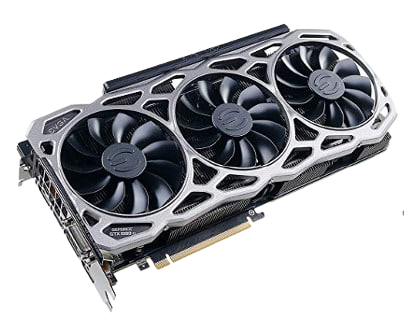 Dedicated graphics cards