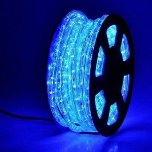 Dingfu Blue LED Lights
