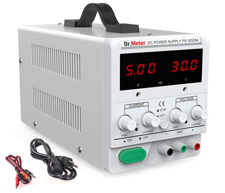 Dr. meter PS305DM DC Power Supply