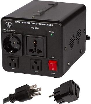 Dynastar Voltage Converter Transformer