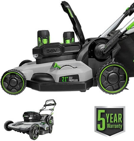 Ego Power+ Electric Cordless Lawn Mower