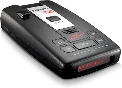 Escort Passport S55 Radar Detector