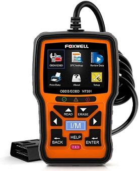 FOXWELL NT301 OBD2 Scanner