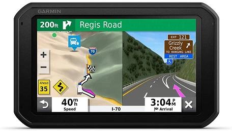 Garmin RV 785 Traffic Advanced GPS Navigator